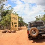 At the gates of Kakadu NP
