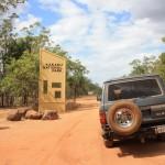 At the gates of Kakadu NP