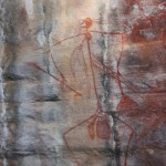Aboriginal rock art: a hunter