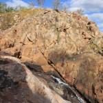 At the top above Gunlom Falls
