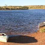 Lake Mary Ann near Tennant Creek