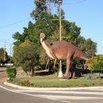 The Big Dinosaur, Hughenden