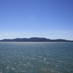 Close-up of Magnetic Island