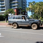 LandCruiser in Townsville