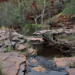 Beautiful creeks through Weano Gorge