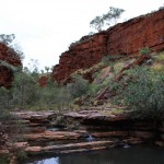 Beautiful scenery at Weano Gorge