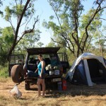 Campspot at RAAF Boab Quarry