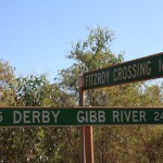Finally on the Gibb River Road