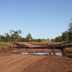 Obstacles on the Gibb River Road