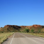 On the way to Halls Creek