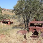 Near Old Halls Creek - hopefully we don't end like that