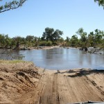 More than 40 waterholes in 50 km - and that's only the first one