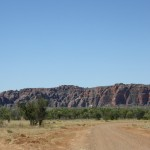 On the way to the Bungle-Bungles