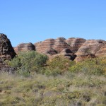 Domes in the Bungle-Bungles