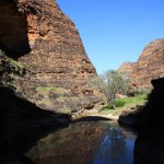 Waterhole in the Bungle-Bungles