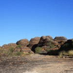 Beehive Domes in the Bungle-Bungles