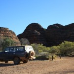 LandCruiser in the Bungle-Bungles