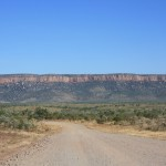 On the way to El Questro Wilderness Park