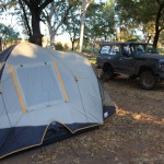 4WD Camping spot