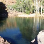 Pool at Amalia Gorge