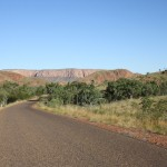 On the way to Lake Argyle