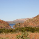 Lake Argyle from afar