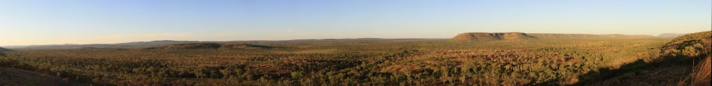 Panorama of the Kimberleys
