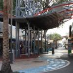 Darwin pedestrian area
