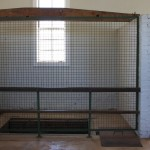 Gallow in Fannie Bay Gaol, last execution 1952