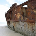 The Maheno wreck
