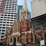 Uniting Church opposite of King George Square
