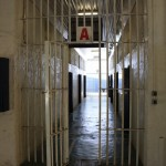 Cell block in Fannie Bay Gaol