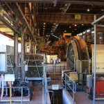 Inside the Mackay Sugar Mill