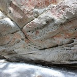 More Aboriginal rock art at Cathedral Cave