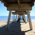 Jetty on Scarness Beach