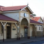 Railway Station, Maryborough
