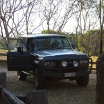 LandCruiser trying to find the first settlement of Maryborough