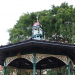 Pavillon in Queens Park, Maryborough