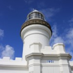 Byron Bay Lighthouse upfront
