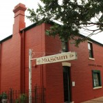 Oldest building from 1836 in Port Macquarie