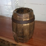 Almost a barrel - now get the rum.
