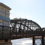 On the Burnett Bridge